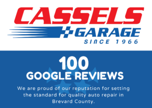 Cassel's Garage Reviews