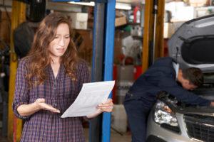 Local Repair Shop vs Dealership
