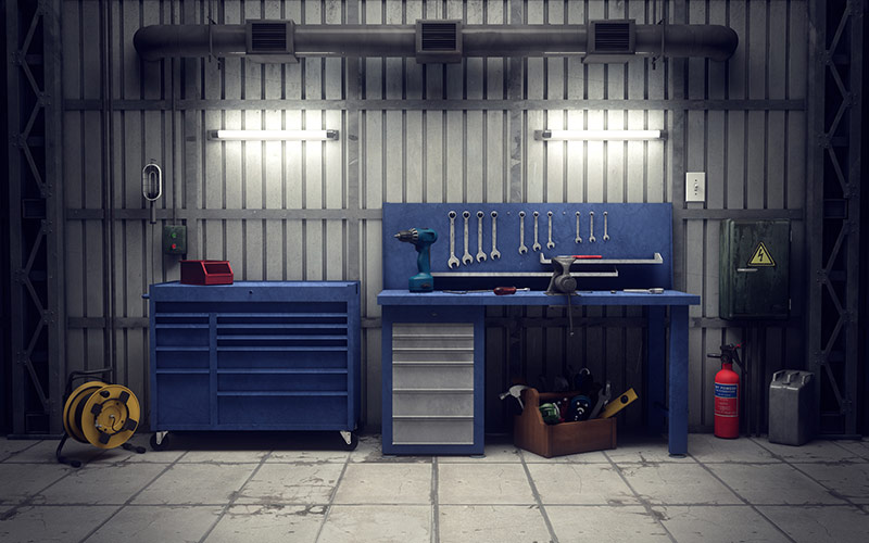 Choosing the right garage