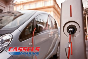 Gas vs Electric Cars
