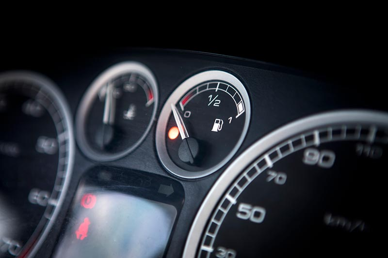 Running Your Car on Empty Can Harm Your Engine