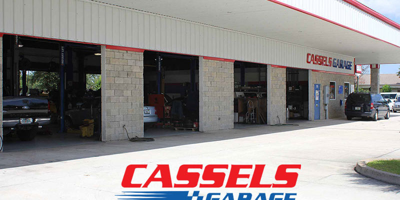 Why Go Anywhere But Cassels Garage?